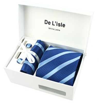 Подарочный набор Delisle синий