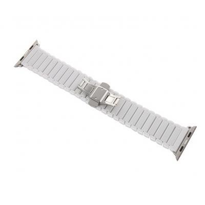 Ремешок керамический белый для apple watch 42мм AW8-101