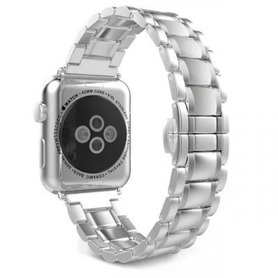 Ремешок из стали для apple watch 38мм AW9-01
